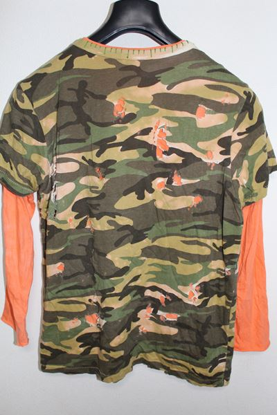 アイコニック ICONIC メンズダブルスリーブ長袖Tシャツ Sサイズ 新品_画像5