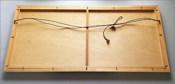 【ウィリアム・ガーネット Dendritic Flow (額装)】検:スミソニアン国立航空宇宙博物館/航空写真_画像6