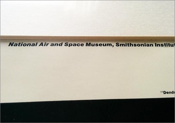 【ウィリアム・ガーネット Dendritic Flow (額装)】検:スミソニアン国立航空宇宙博物館/航空写真_画像5