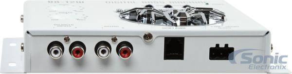 ■USA Audio■サウンドストリームSoundstreamデジタルプロセッサーBX-12W (白色)●税込_画像3