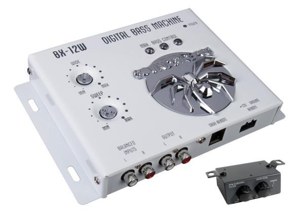 ■USA Audio■サウンドストリームSoundstreamデジタルプロセッサーBX-12W (白色)●税込_画像1