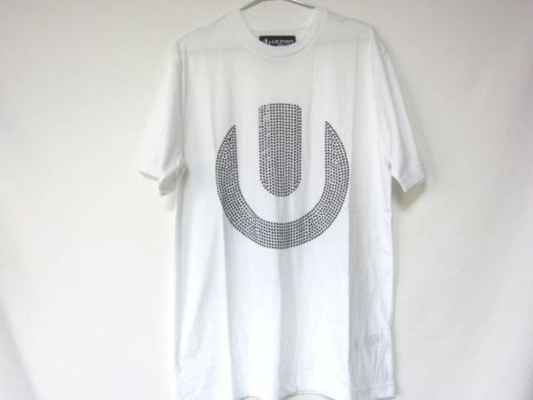 ULTRAJAPANウルトラジャパンラインストーンTシャツ白L