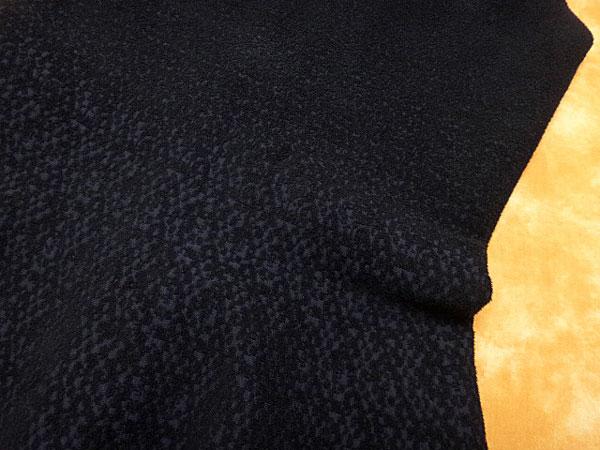 ★060577【プラダ】フィット&フレア ストレッチノースリーブワンピース★38S★黒★PRADA_画像4