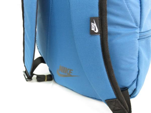 1 NIKE ナイキ リュックサック デイパック デイバッグ メンズ レディース 青 ブランド 新品 人気 44cm 22L BA4863 通学 通勤 バックパック_画像6