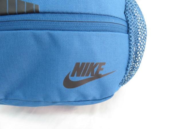 1 NIKE ナイキ リュックサック デイパック デイバッグ メンズ レディース 青 ブランド 新品 人気 44cm 22L BA4863 通学 通勤 バックパック_画像7
