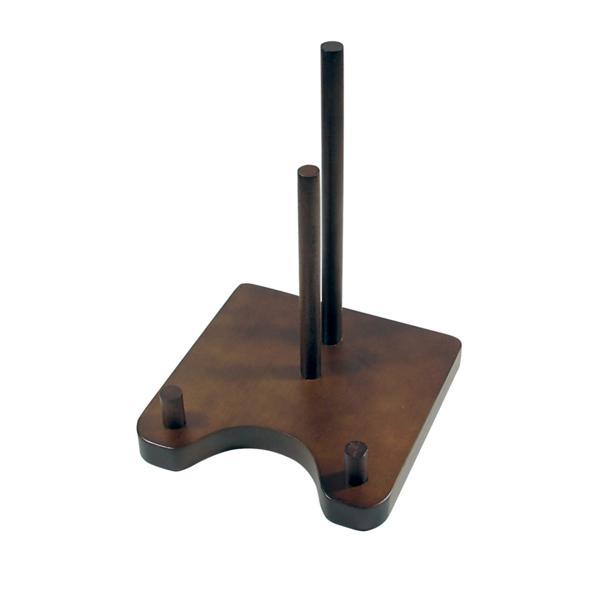 画材 木製イーゼル 皿立てイーゼル DS15 ブラウン_画像1