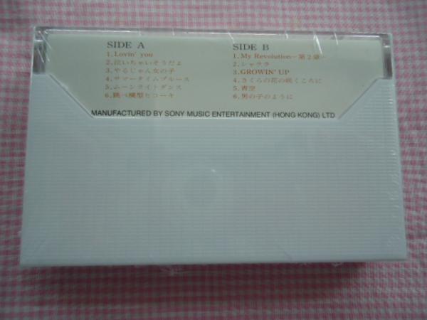 渡辺美里 MISATO HELLO LOVERS 新品輸入カセット 歌詞カード付(もちろん日本語)_画像3