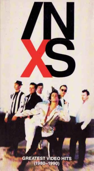 ◆ビデオ INXSインエクセス グレイテストビデオヒッツ 1980-1990_画像1