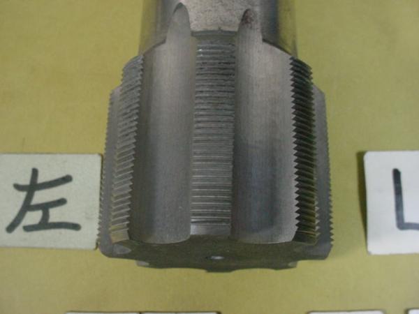 左ネジ タップ 中古品 M62*1.5 仕上げタップ_画像2