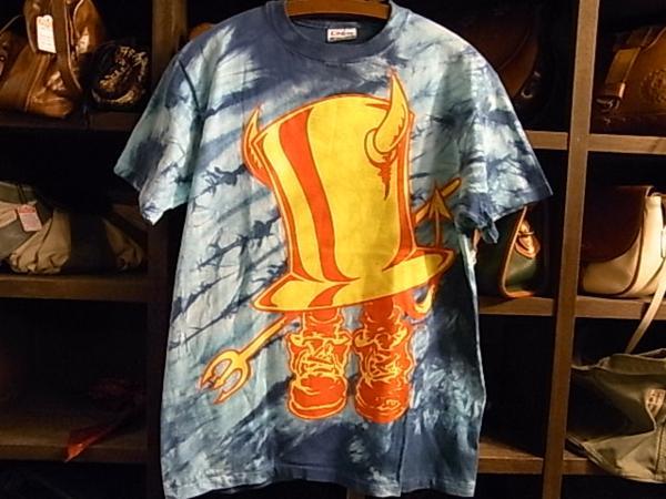 美品 94年製 アメリカ製 MR.BIG 絞り染め Tシャツ SIZE L