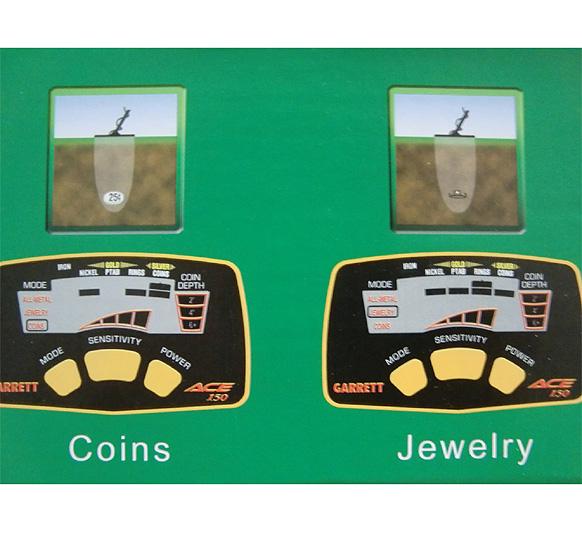 金属探知機 ギャレット Garrett Ace 150 Metal Detector -1138070 輸入品_画像3