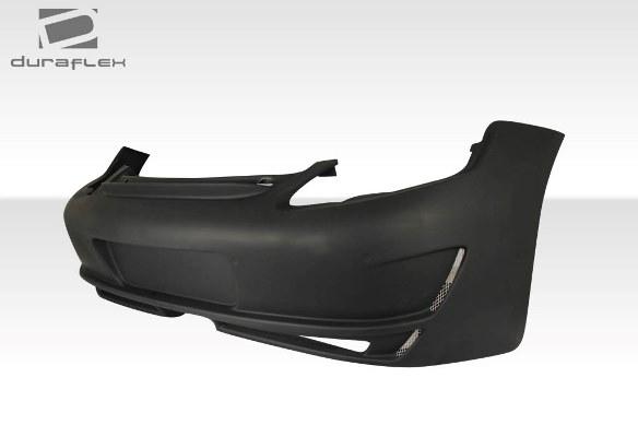 06-08 ポルシェ ケイマン 05-08ボクスター DF GT3-RS仕様 ボディキット エアロ 4点セット フロント/リアバンパー グリル リップスポイラー_画像6