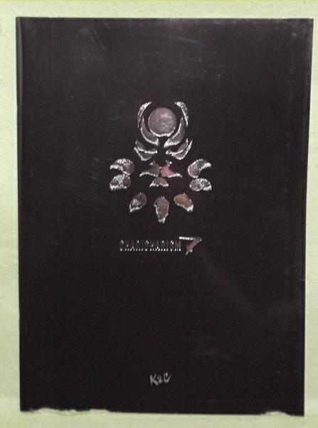 D-1【パンフ】SHARISHARISM 7 KICK KNOCK 米米CLUB 黒