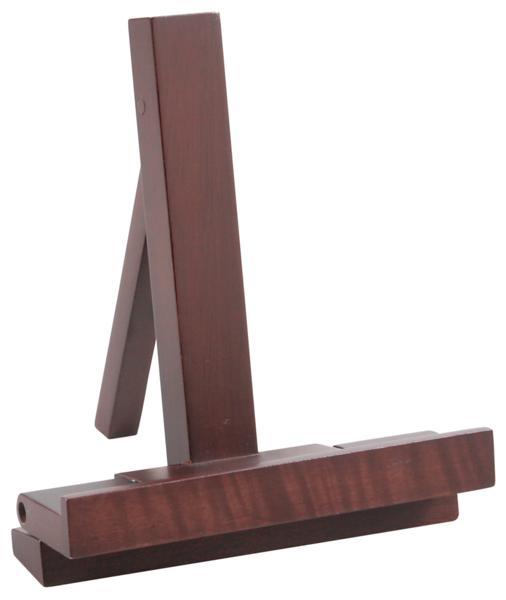 画材 木製イーゼル ちびイーゼル ME01 セピア_画像1