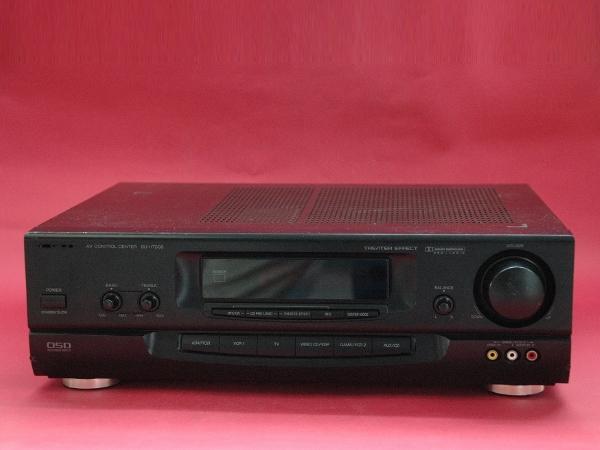 [Technics/ Technics /AV light-hearted short play roll center / amplifier /OSD/SU-HT500]