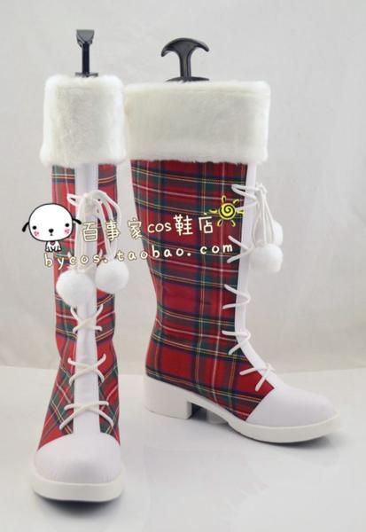 dougu079 ラブライブ! クリスマス 靴 オーダーメイド グッズの画像
