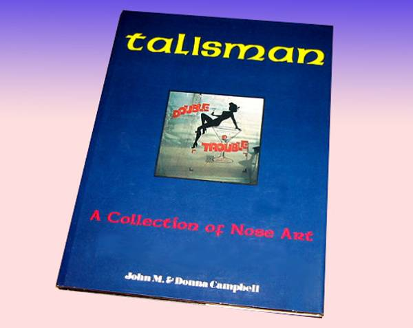 洋書 タリスマン/戦闘機ノーズアートコレクション/ Talisman: A Collection of Nose Art(輸入品_画像1