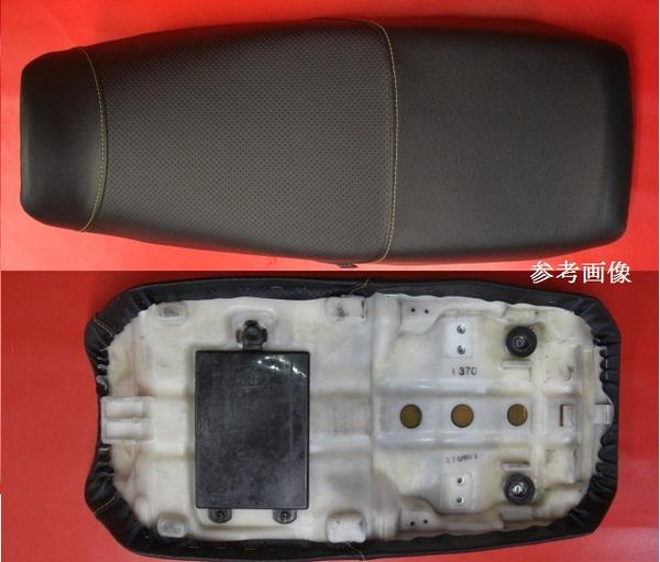 【日本製】座面ディンプル■GPZ750R/GPZ900R カスタム シート表皮 シートカバー ノンスリップ ピースクラフト KK_切れ難い特殊加工糸使用