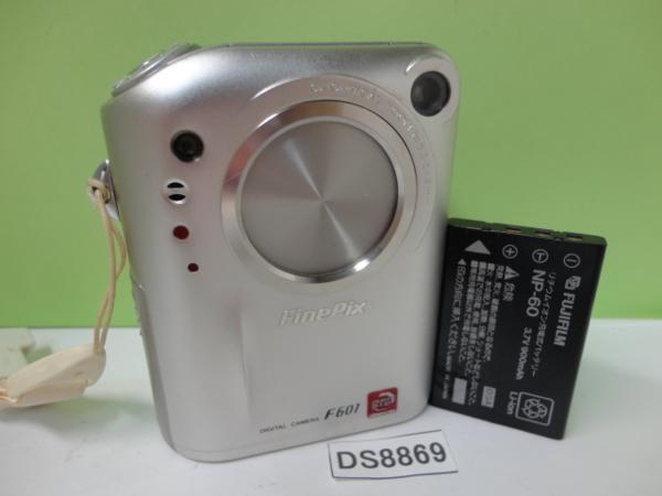 DS8869★FUJIFILM★デジタルカメラ★FinePix F601★即決!