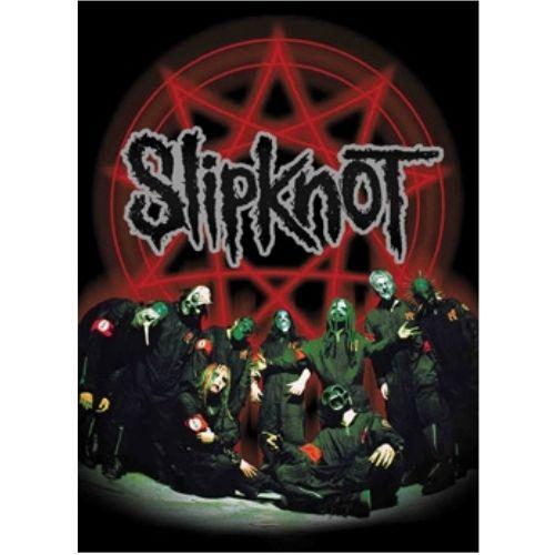 海外限定 公式 SLIPKNOT スリップノット G266 特大布ポスター