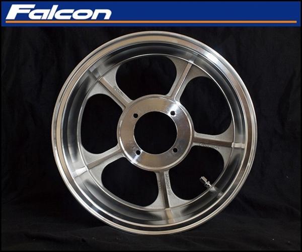 FALCON(ファルコン) 12インチ アルミホイール 6.00J キャスト