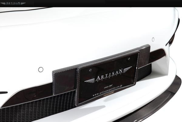【M's】Porsche 970 パナメーラ 13y-/ARTISAN フロントバンパー_画像3