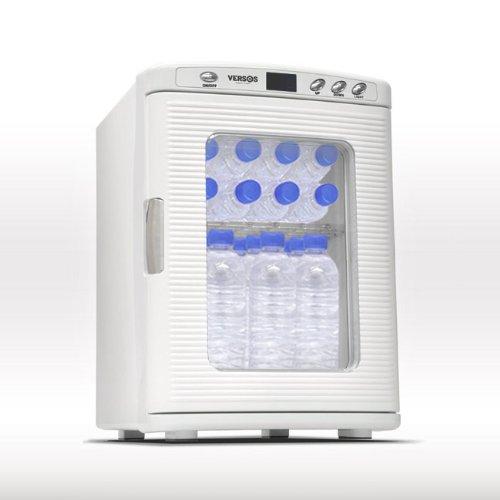 温冷庫/25L冷温庫/ホワイト/クールボックス/ウォーマー/冷蔵庫ポータブル冷蔵庫_画像1