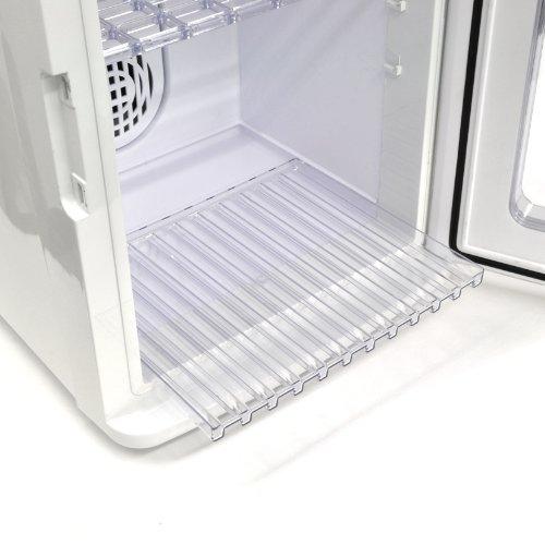 温冷庫/25L冷温庫/ホワイト/クールボックス/ウォーマー/冷蔵庫ポータブル冷蔵庫_画像5