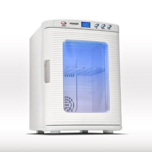 温冷庫/25L冷温庫/ホワイト/クールボックス/ウォーマー/冷蔵庫ポータブル冷蔵庫_画像2