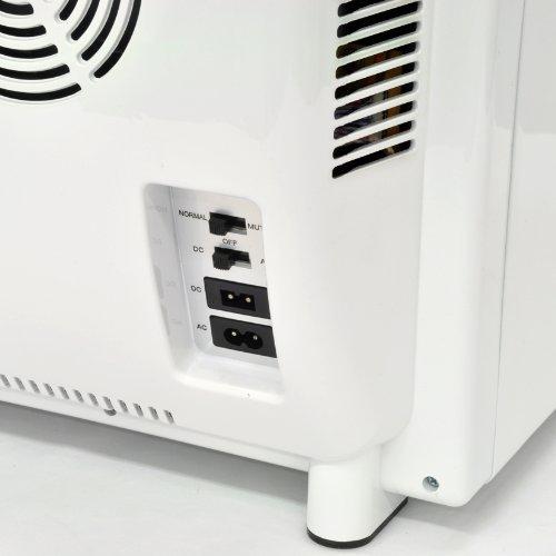 温冷庫/25L冷温庫/ホワイト/クールボックス/ウォーマー/冷蔵庫ポータブル冷蔵庫_画像6