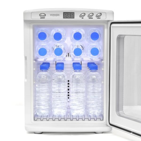 温冷庫/25L冷温庫/ホワイト/クールボックス/ウォーマー/冷蔵庫ポータブル冷蔵庫_画像3