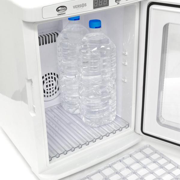 温冷庫/25L冷温庫/ホワイト/クールボックス/ウォーマー/冷蔵庫ポータブル冷蔵庫_画像7