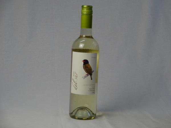 白ワイン デルスール ソーヴィニヨン ブラン(チリ) 750ml_画像1