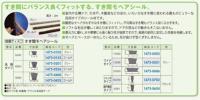 住宅用 すき間モヘアシール 網戸専用タイプ 6×9.5 長さ2m
