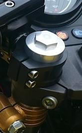 弁天部品 VTR250 フロントフォーク延長キット 55ミリ(カフェレーサー)(トマゼリ)(ロング化)(ロングフォーク)などに_画像4