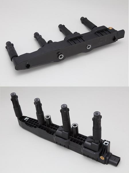 BOSCH製 イグニッションコイル新品/ベンツ W168 Aクラス M166エンジン (000-150-1380/0221-503-033)_画像2