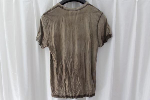 キルシティー KILL CITY メンズ半袖Tシャツ Mサイズ カーキ アメリカ製 新品_画像3