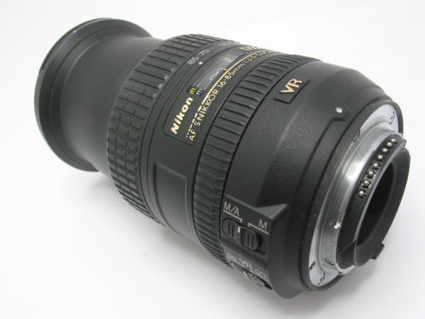 ★ハロ-カメラ★5695 Nikon DX AF-S(NIKKOR 16-85mm F3.5-5.6 G ED)VR 多少の難有り動作品_画像2