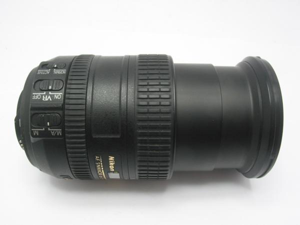★ハロ-カメラ★5695 Nikon DX AF-S(NIKKOR 16-85mm F3.5-5.6 G ED)VR 多少の難有り動作品_画像4