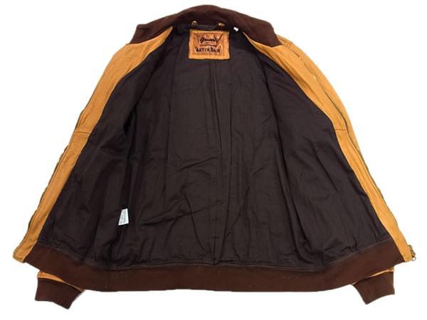 ◎ゴーウエスト レザージャケット 羊革 ジップジャケット ラムレザー gowest メンズ サイズ:2 リアルレザー タイトシルエット_画像3