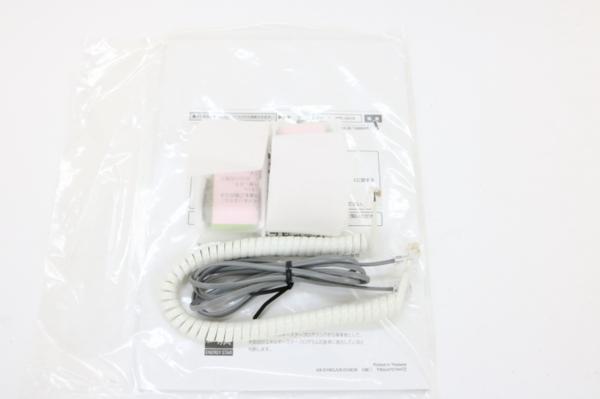 未使用品 SHARP シャープ UX-D19CW-W デジタルコ-ドレスファクシミリ ホワイト_画像5