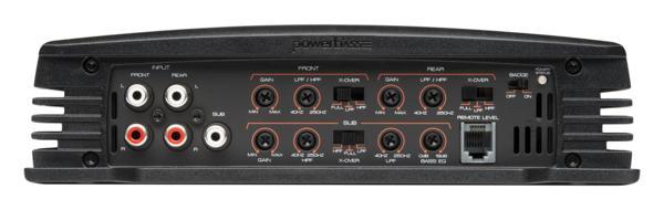 ■USA Audio■アメリカのパワーバスPowerBass ASA3シリーズ5ch パワーアンプASA3-700.5 Class AB Max.1400W ●保証付●税込_画像2