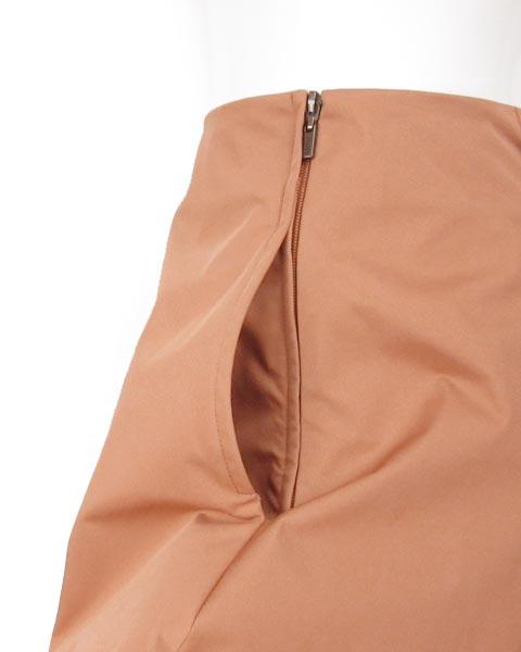 フォクシー ニューヨーク FOXEY テラコッタ スカート 42_画像5