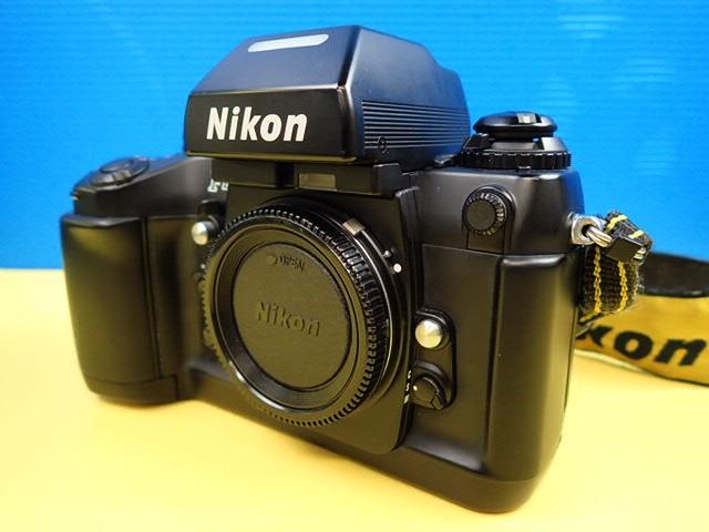 ニコン Nikon フィルム一眼レフカメラ F4 ボディのみ AF MF 35mm