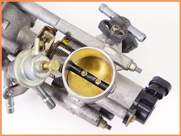 *M) superior article! Monstar M900ie original throttle body! actual work car taking out!