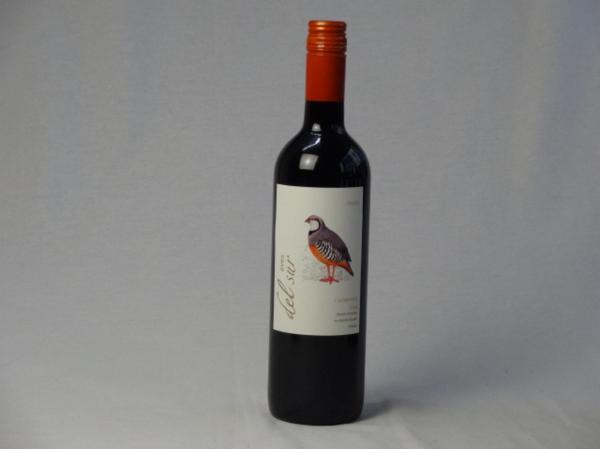 赤ワイン デルスール カルメネール(チリ) 750ml_画像1