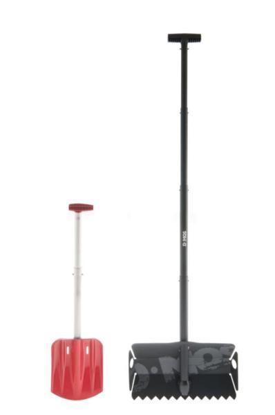 DMOS Collective Stelth Shovel (Lime) ショベル シェイパー_サイズ比較