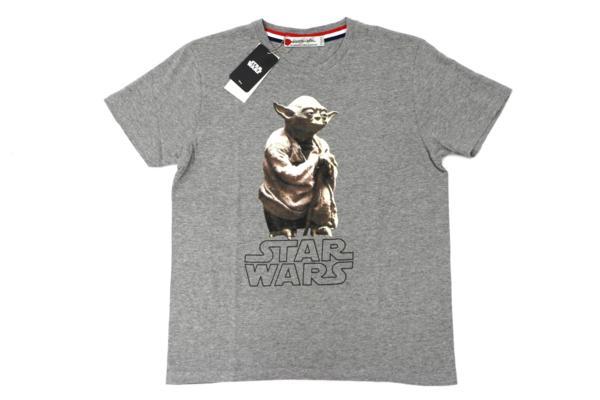 1円スタート!SEVESKIG セヴシグ×STAR WARS スターウォーズ 新品メンズ半袖Tシャツ L 3