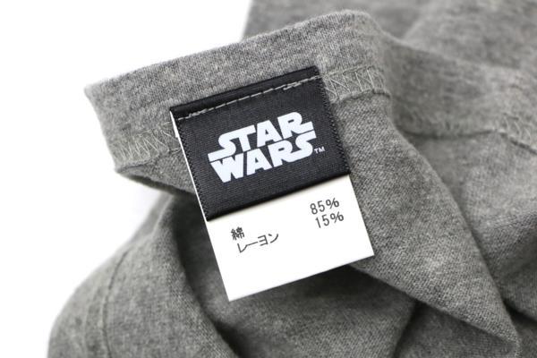 1円スタート!SEVESKIG セヴシグ×STAR WARS スターウォーズ 新品メンズ半袖Tシャツ L 3_画像5
