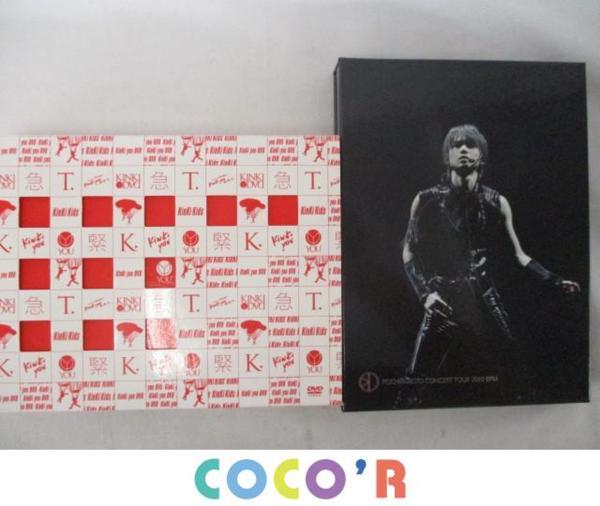 KinKi Kids DVD ●KinKi you 初回盤 堂本光一 CONCERT TOUR 2010 BPM 2点